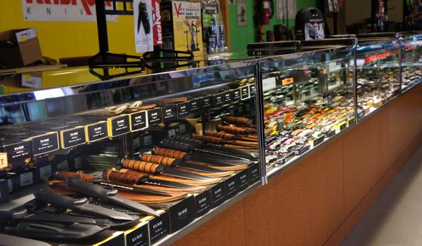 K-Bar daggers