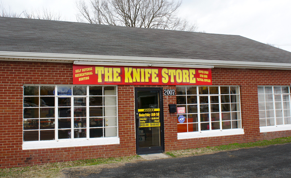 Contact   The Knife Store